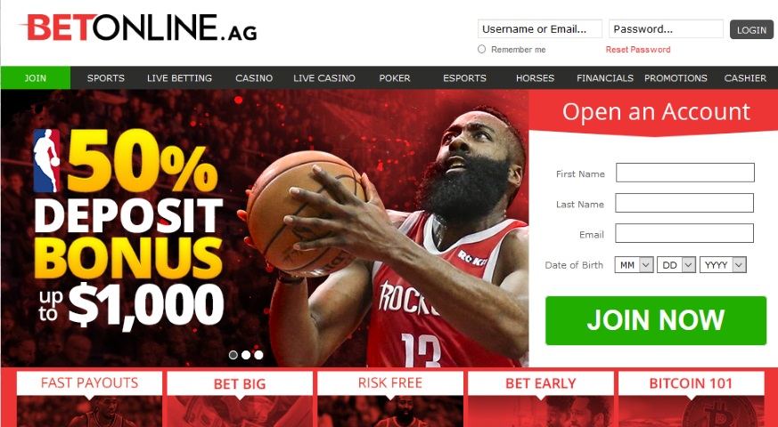 online casino games with signup bonus